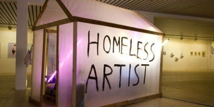 Kunstneren som socialt tilfælde