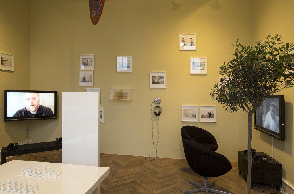 I går. I dag. I morgen. Museet for Samtidskunst 25 år, 2016. Installationsview. Foto: Frida Gregersen