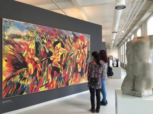 Brandts Samling: Permanent udstilling af dansk kunst fra de sidste 250 år
