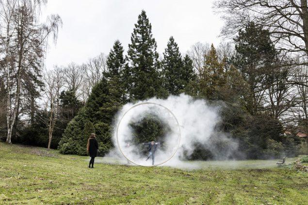 Olafur Eliasson: Vær i vejret, 2016. Ordrupgaard. Pressefoto