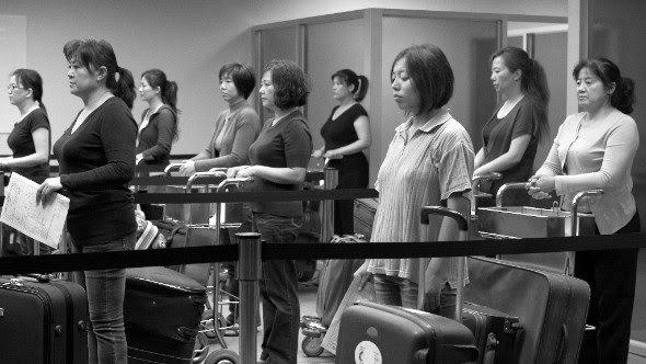 Chen Chieh-jen: Empire's Borders I , 2008-09. Courtesy kunstneren