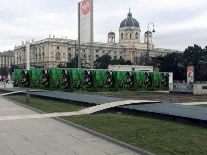 Ukrainsk/dansk kunstner udstiller i Wiens MuseumsQuartier