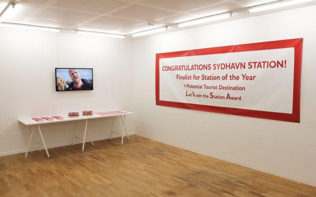 John Herschend: Station Award, 2016. Foto: John Herscend