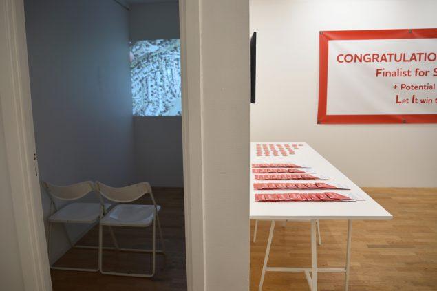 Patricia Esquivias: The Future Was When?, installationsview, 2009-10. Foto: Heidi Hove