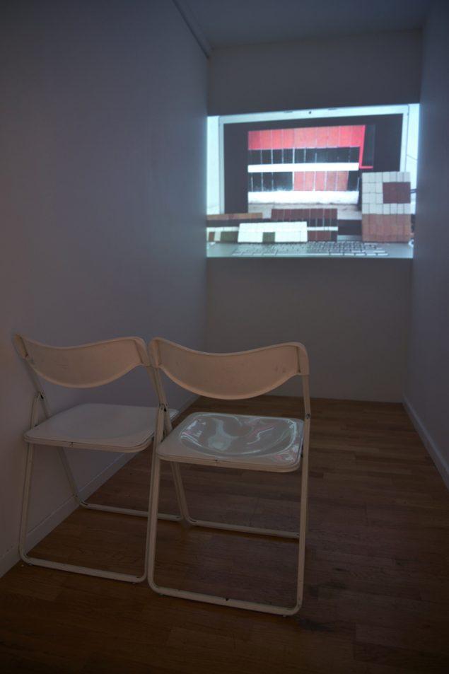 Patricia Esquivias: The Future Was When?, 2009-10. Video, 20 min. Foto: Heidi Hove