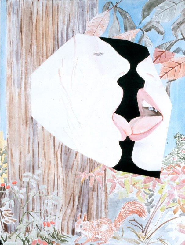 Narcissus i træet, 2003. Privateje. Foto: Anders Sune Berg