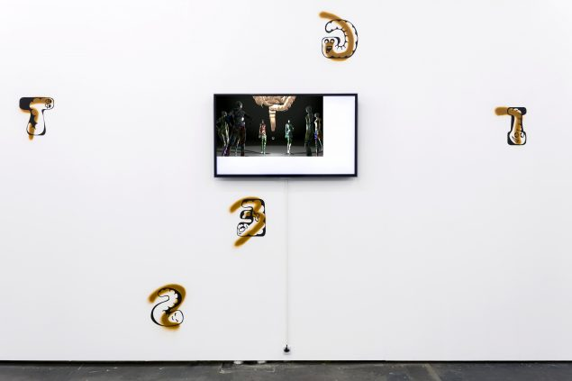 A Folk Tale about Technological Digestion (Worms), 2014. Foto: ??