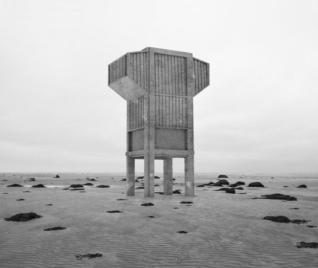 Mikkel Johnsen: Anonymt Objekt 3, foto, KP16, Kunsthal Aarhus. Foto: Mikkel Johnsen