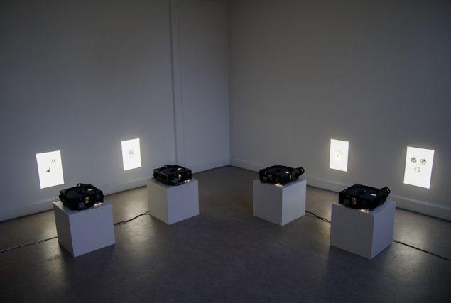 Anu Ramdas, Mauna, installationsview. Foto: Anu Ramdas