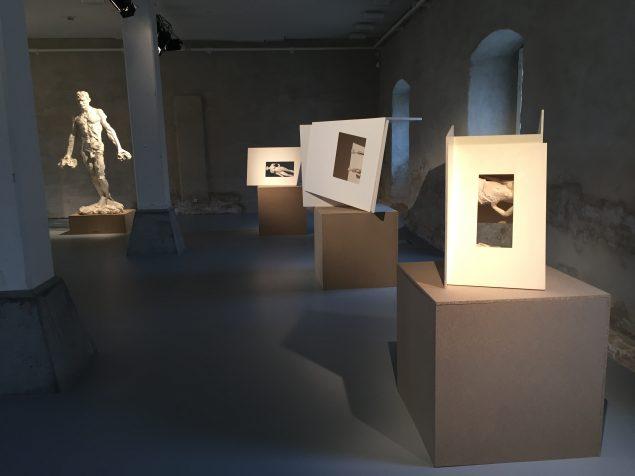 Installationsview fra udstillingen Stående billeder, 2016. Nordatlantens Brygge. Foto: Hans Pauli Olsen