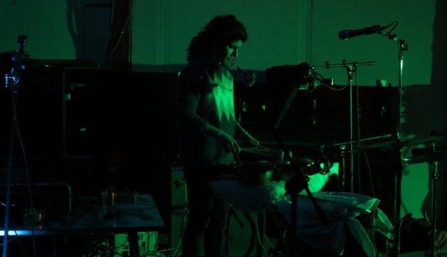 Jaleh Negari var en af de danske bidrag under Lacephase. Foto: Jenny Selldén