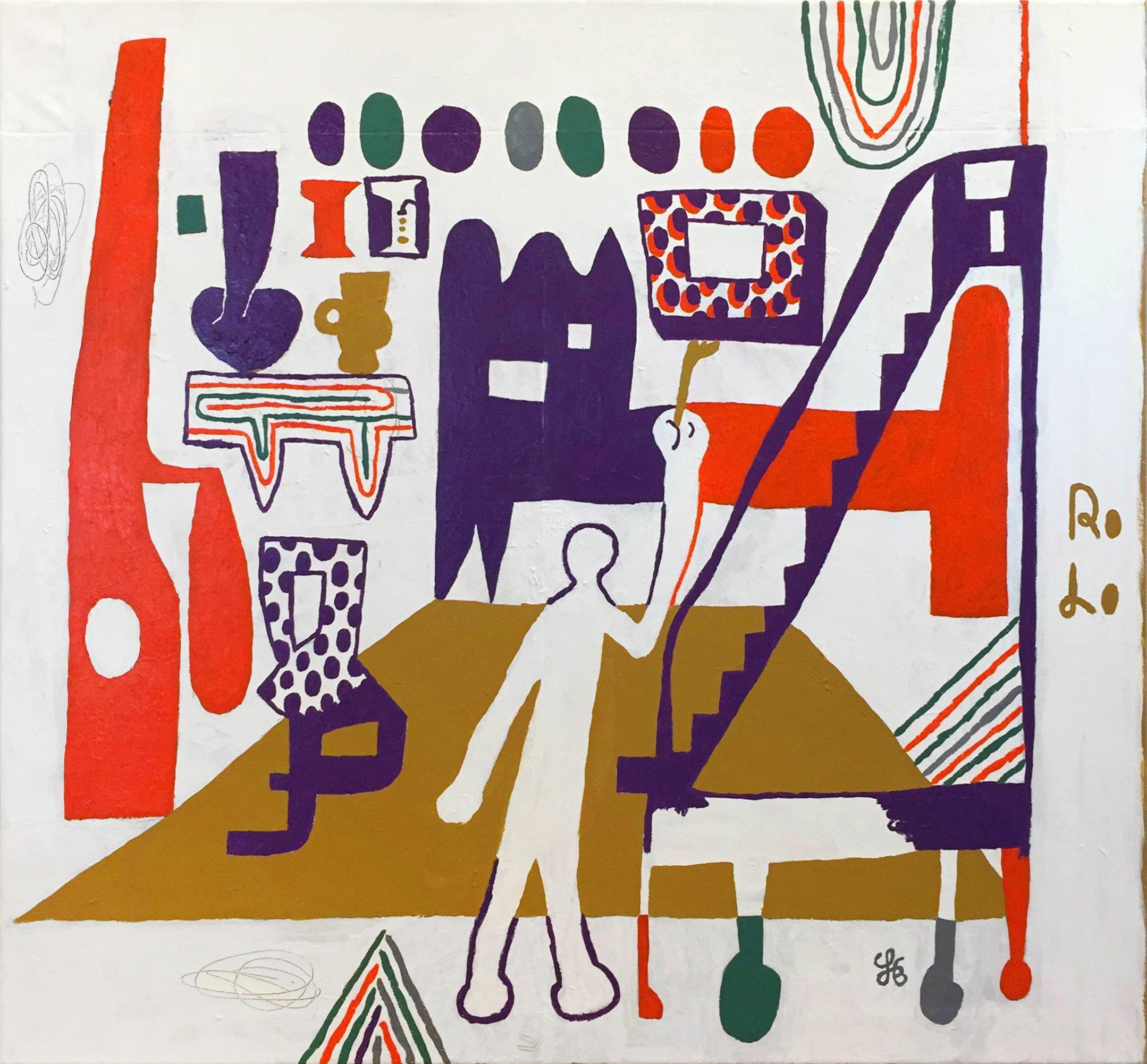 Søren Behncke: La Chambre kunsten.nu Online magasin og