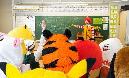 En skole for ulydighed