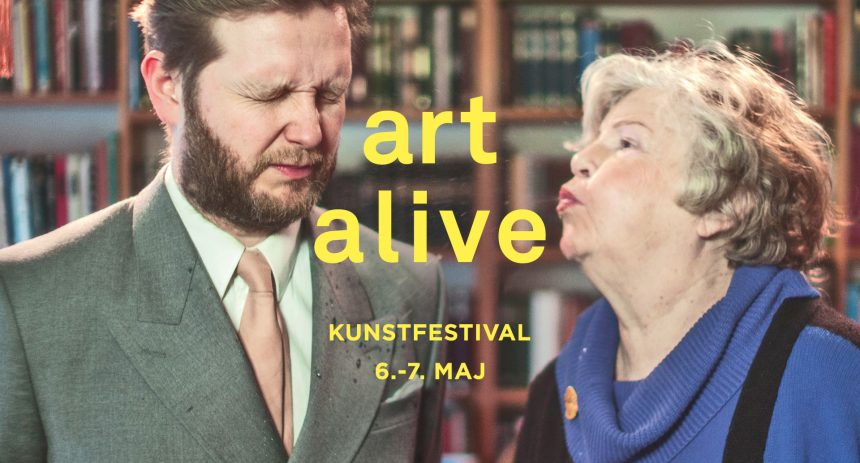 Art Alive på Louisiana