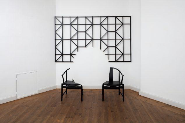 Karin Lind: Borrowed Space. Foto: Anders Sune Berg