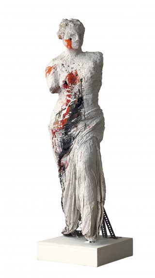 Niki de Saint Phalle, Venus de Milo, 1962 © 2015 Niki Charitable Art Foundation, All rights reserved. Foto: André Morin
