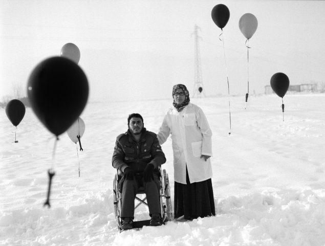 Omar Imam: Live Love Refugee Series, 2015