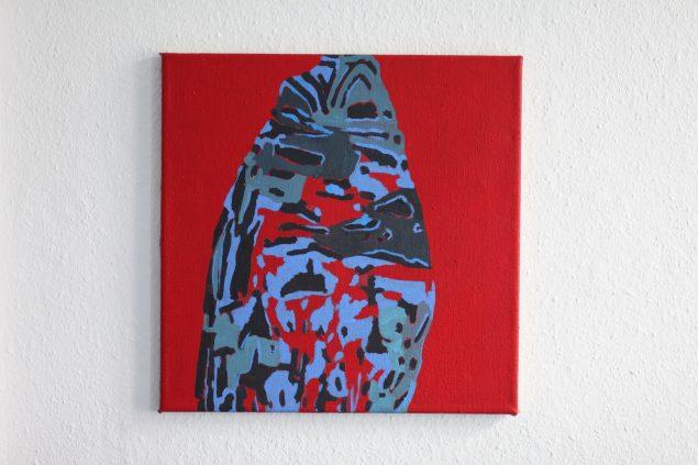 Malene Hartmann: Uden titel, 2015. Foto: Joe Dilworth