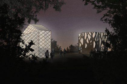Superflex skaber VIP-lounges til pantsamlere på Roskilde Festival