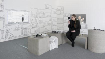Ugens kunstner – Ulla Hvejsel