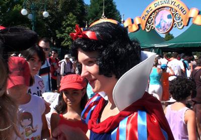 Pilvi Takala: <i>The Real Snow White</i>. Pressefoto