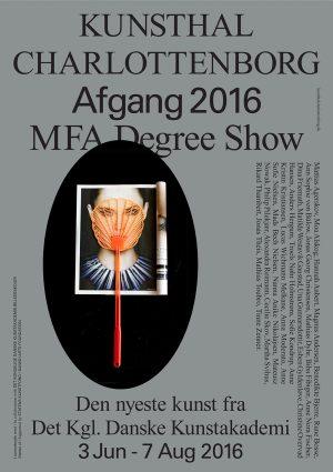 Afgang 16 – eksamensudstilling for Det Kgl. Danske Kunstakademis Billedkunstskoler