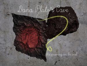 Uffe Isolotto: Dana Plato's Cave – the screening on the wall