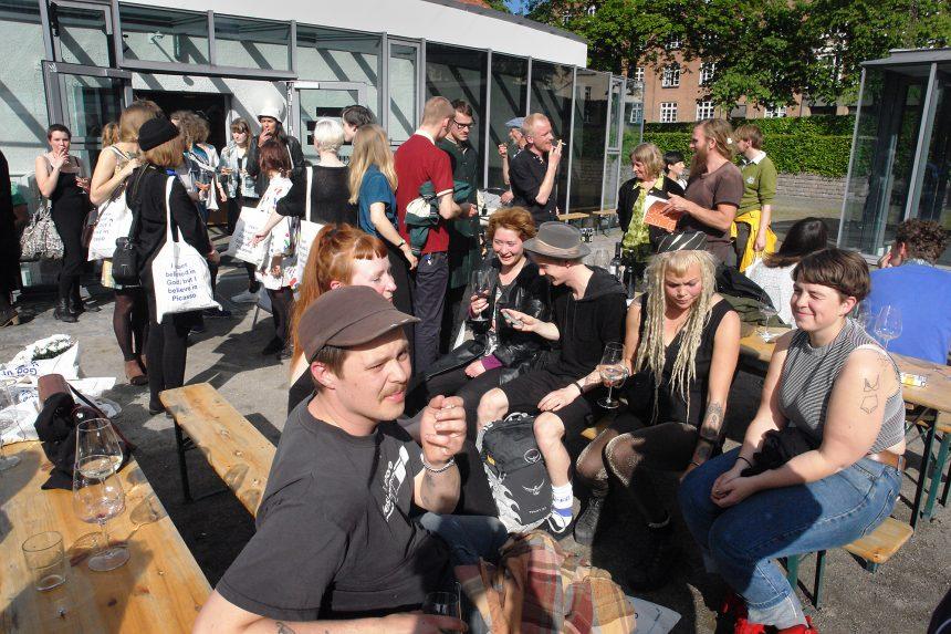 Art Weekend Aarhus ´16 åbningsfest