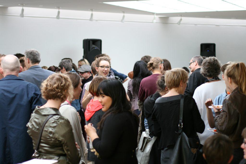 Art Weekend Aarhus samler det aarhusianske kunstliv.