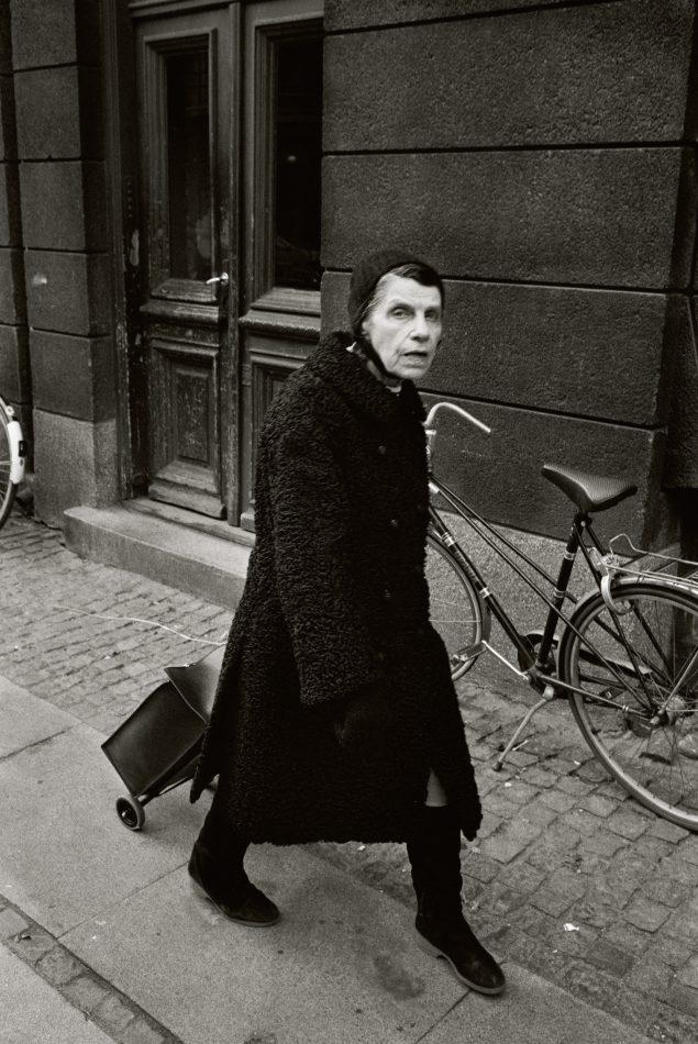 Fra serien Bag saga blok. Fotograferet i 1960'erne, udgivet i bogform 2014.