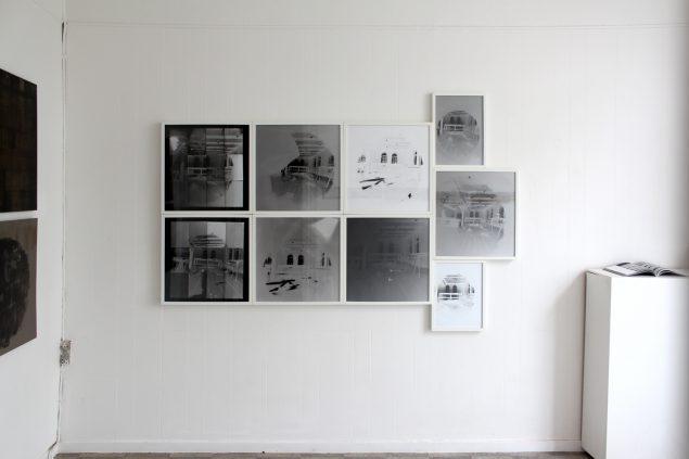 Værker af Nanna Lysholt Hansen, fra udstillingen Guest Stars. Pressefoto