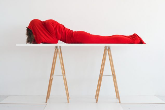 Sophia Kalkau: Red Suite II, 2007.