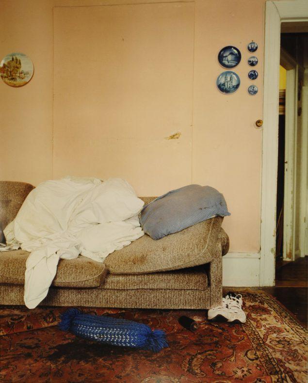 Tina Enghoff: Eventuelle pårørende, 2000.