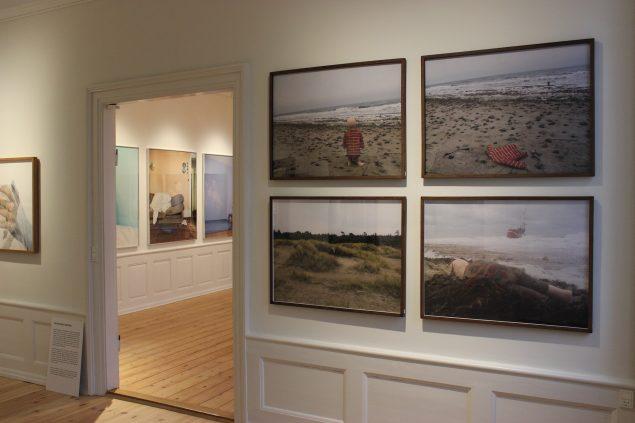 Vibe Bredahl: Uden titel, 2008. Installationsview. Foto: Rønnebæksholm