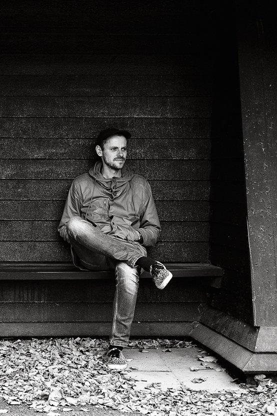 Lars Worm. Foto: Martin Kurt Haglund