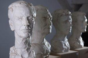 Hans Pauli Olsen: Portrætbuster
