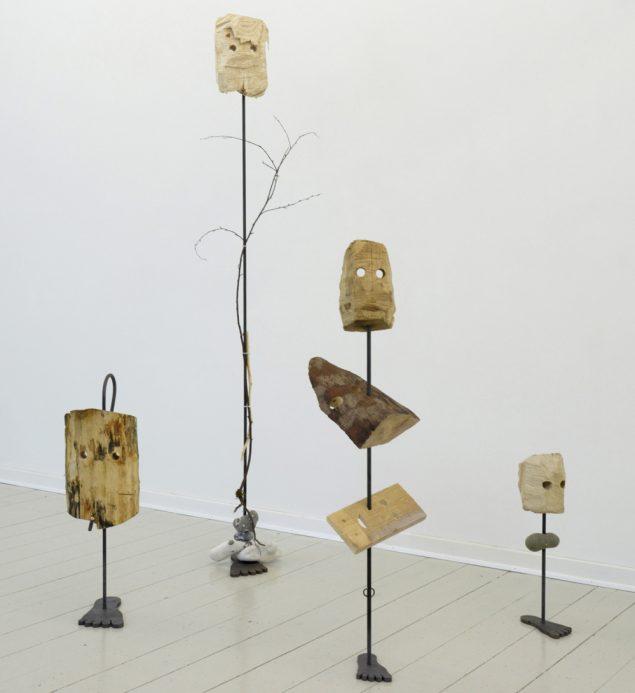 Instalationsview fra udstillingen MeMeMemories, Galerie MøllerWitt, 2016. Foto: Galerie MøllerWitt