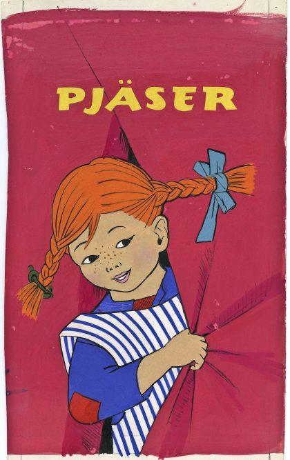 Ingrid Vang Nymand: Pippi fra Vejen