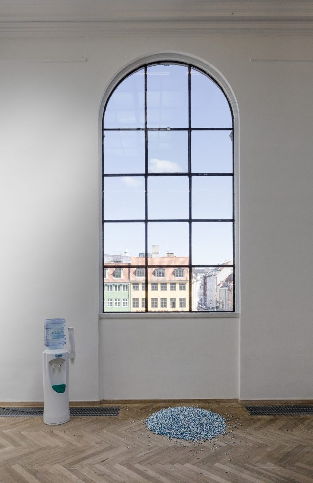 Carsten Höller: Pill Clock, 2011-2015. Foto: Anders Sune Berg