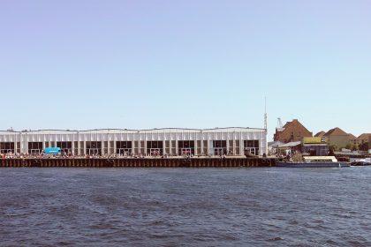 Kunstcenter åbner på Papirøen