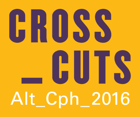 Alt_Cph 16 Crosscuts. Officielt logo.