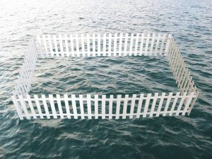Floating Art – flydeskulpturer i Vejle Havn
