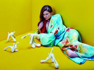 Louise-Hindsgavl: Ouverture, pressefoto: Trapholt