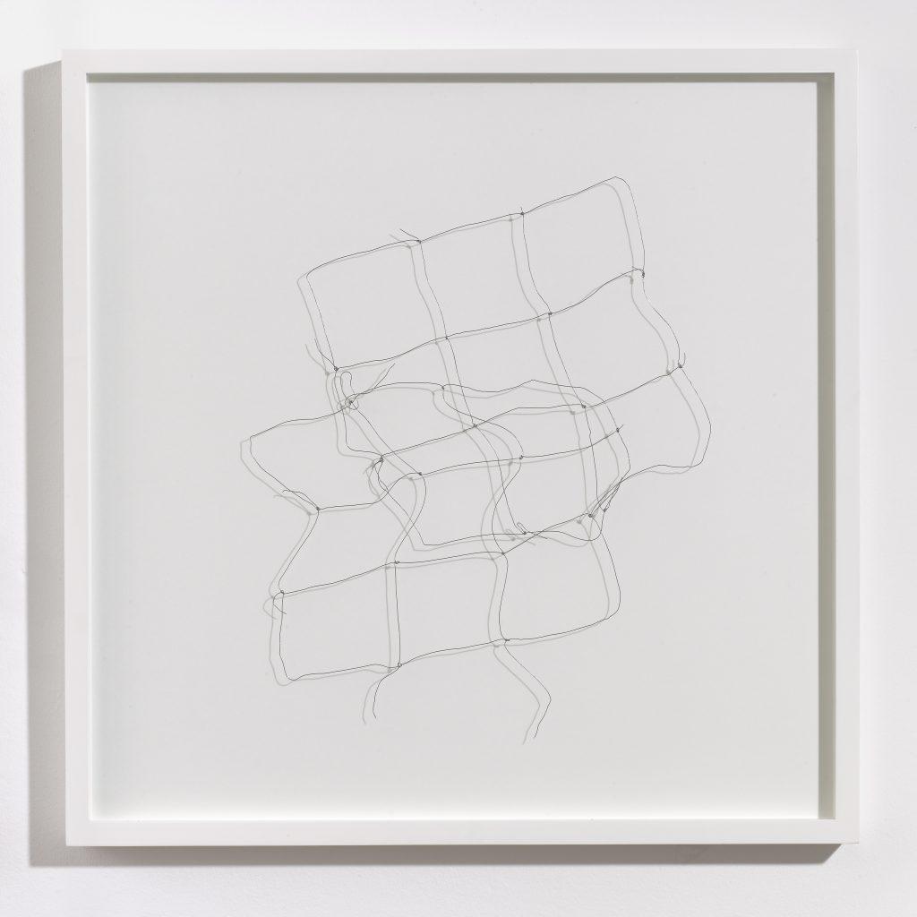 Cornelia Parker: Bullet Drawing, 2008