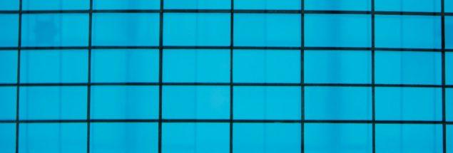 Morten K Jacobsen: Pool + Grid, 2016. Pressefoto