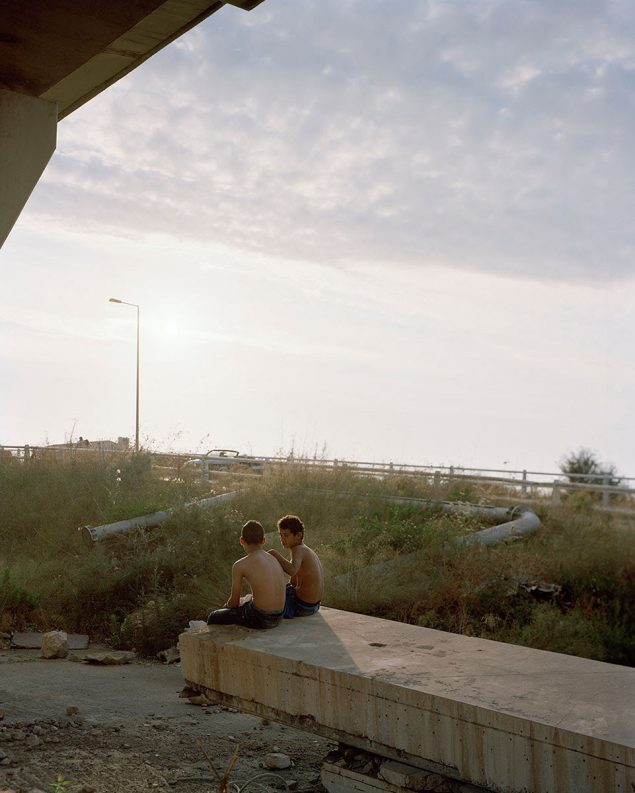 George Awde: Uden titel fra serien Beirut, 2015