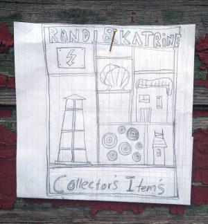 Randi & Katrine: Collector's items