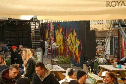 Graffitifestival indtager København