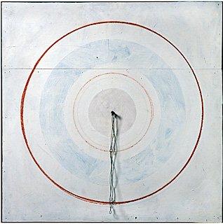 Peter Louis-Jensen: Strukturtavle, 1965