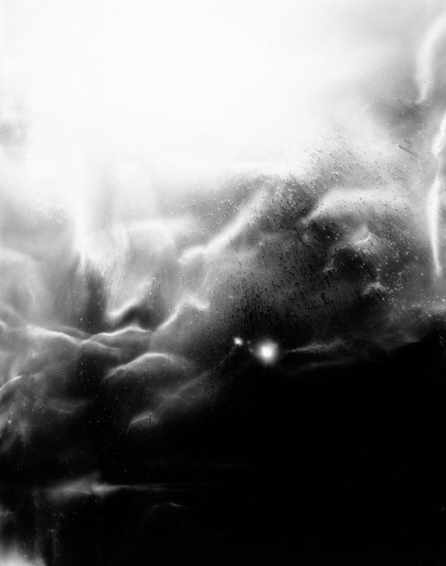 Anu Ramdas og Christian Danielewitz: Fra serien Thorium 232 / Weikuang. Inkjet print på Fine Art Baryta
